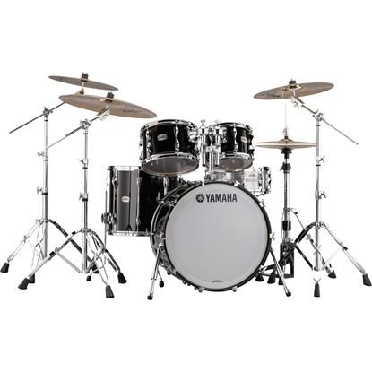 Yamaha Recording Custom Rock Solid Black