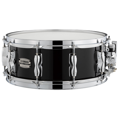 Yamaha Recording Custom Wood Snare Drum RBS1455 Solid Black