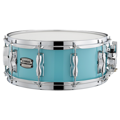Yamaha Recording Custom Wood Snare Drum RBS1455 Surf Green