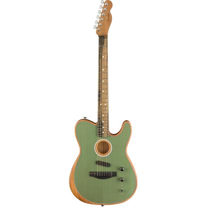Fender American Acoustasonic™ Telecaster® Surf Green