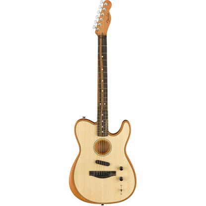 Fender American Acoustasonic™ Telecaster® Natural