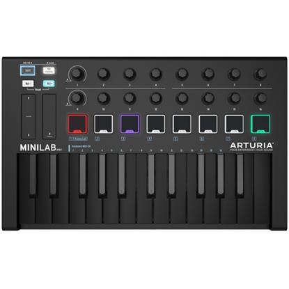Arturia Minilab mk2 Deep Black