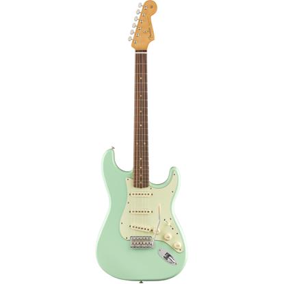 Fender Vintera '60s Stratocaster Pau Ferro Fingerboard Surf Green