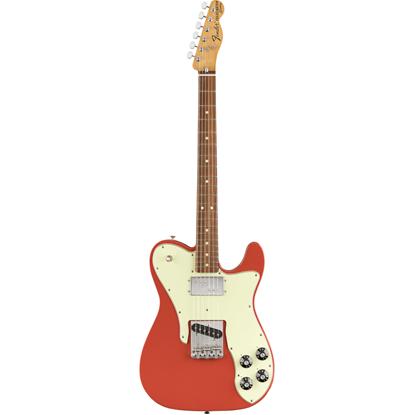 Fender Vintera '70s Telecaster Custom Pau Ferro Fingerboard Fiesta Red