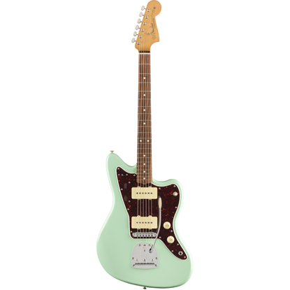 Fender Vintera '60s Jazzmaster Modified Pau Ferro Fingerboard Surf Green