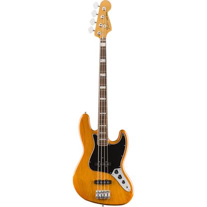 Fender Vintera '70s Jazz Bass® Pau Ferro Fingerboard Aged Natural