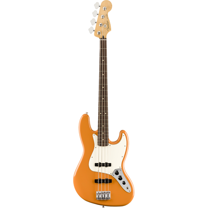 Fender Player Jazz Bass® Pau Ferro Fingerboard Capri Orange