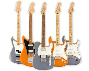Bild för kategori Fender Player New Colors 2019