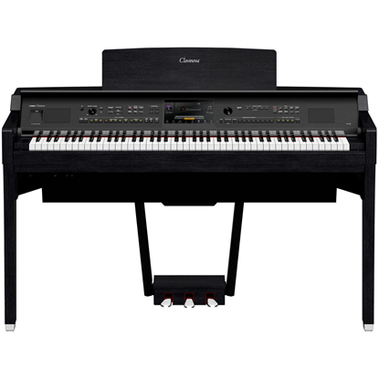 Yamaha CVP-809 Black Digitalpiano