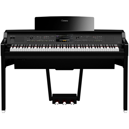 Yamaha CVP-809 Polished Ebony Digitalpiano