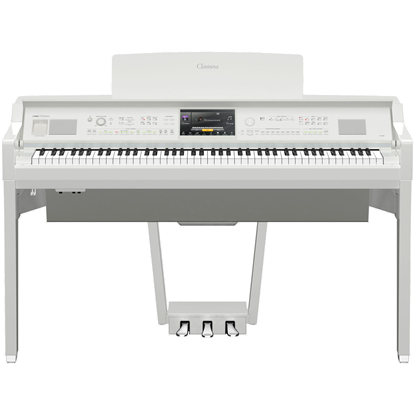 Yamaha CVP-809 Polished White Digitalpiano