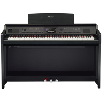 Yamaha CVP-805 Black Digitalpiano