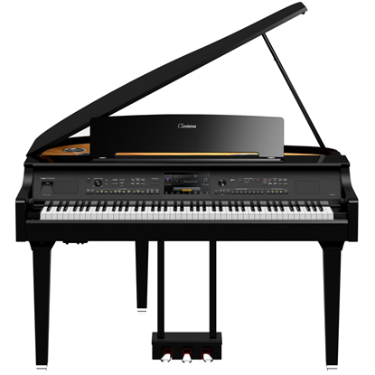 Yamaha CVP-809GP Polished Ebony Digitalflygel