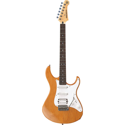 Yamaha Pacifica PAC112J Yellow Natural Satin