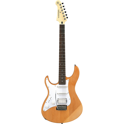 Yamaha Pacifica PAC112JL Yellow Natural Satin