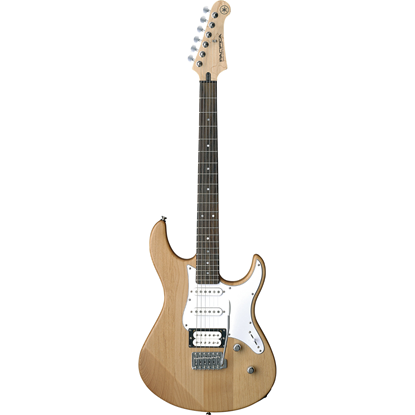 Yamaha Pacifica PAC112V Yellow Natural Satin