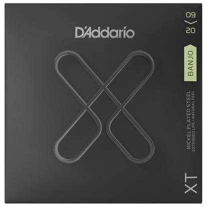 D'Addario XTJ0920 Banjo Light