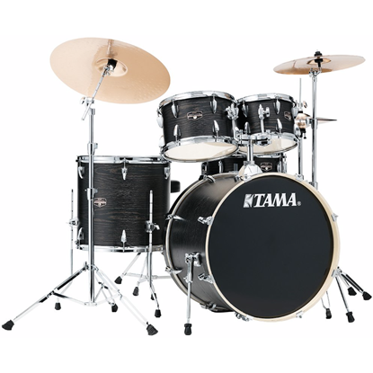 Tama Imperialstar IE52KH6W Black Oak Wrap