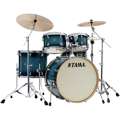 Tama Superstar Classic CL50RS Blue Laquer Burst