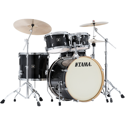 Tama Superstar Classic CL52KRS Transparent Black Burst