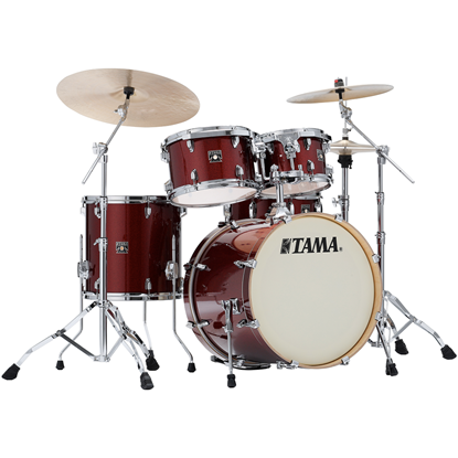 Tama Superstar Classic CK50RS Dark Red Sparkle
