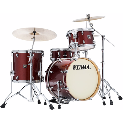 Tama Superstar Classic CK48S Dark Red Sparkle