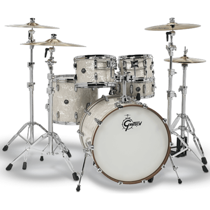 Gretsch Renown Maple Shell Pack Vintage Pearl