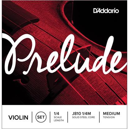 D'Addario Prelude J810 1/4M