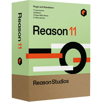 Reason Studios Reason 11 Upgrade From Adapted/Intro/Lite