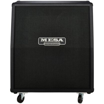 Mesa Boogie 4x12 Rectifier Traditional Slant Guitar Amplifier Cabinet