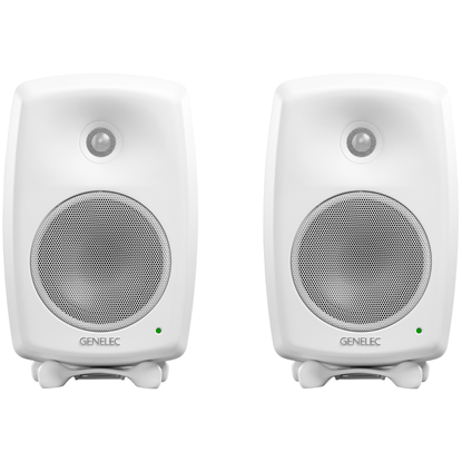 Genelec 8330 SAM™ Bundle White Studiomonitor