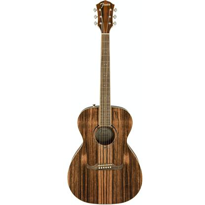 Fender FA-235E Concert 2019 Striped Ebony Top