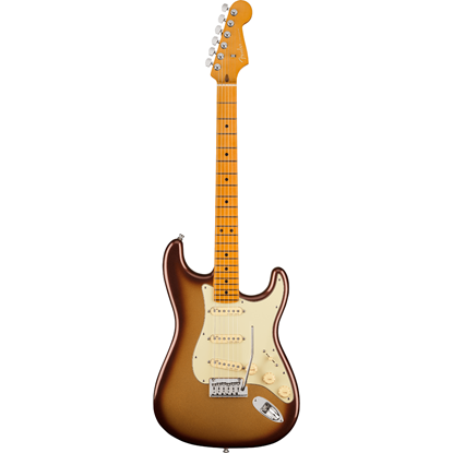 Fender American Ultra Stratocaster® Maple Fingerboard Mocha Burst