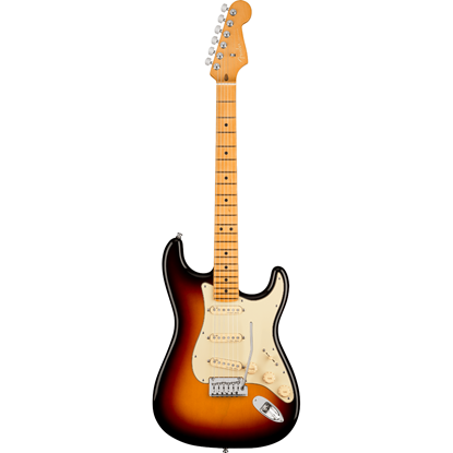 Fender American Ultra Stratocaster® Maple Fingerboard Ultraburst