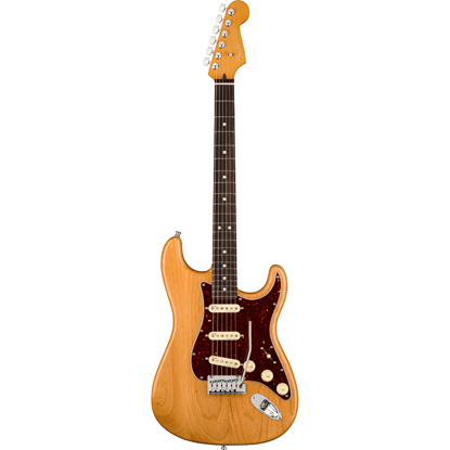 Fender American Ultra Stratocaster® Rosewood Fingerboard Aged Natural