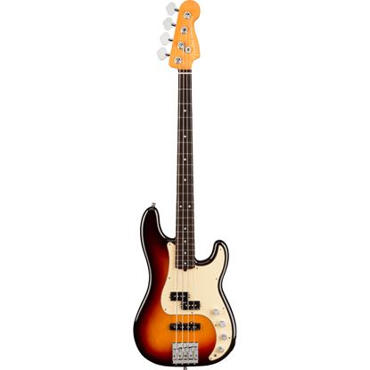 Fender American Ultra Precision Bass® Rosewood Fingerboard Ultraburst