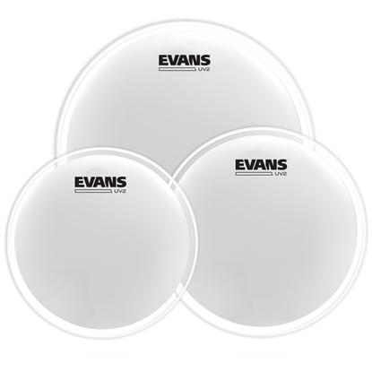 Evans UV2 Coated Tom Pack Standard