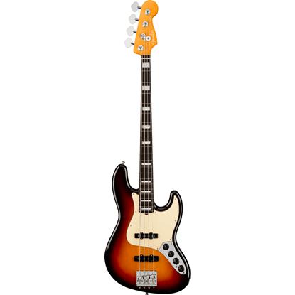 Fender American Ultra Jazz Bass® Rosewood Fingerboard Ultraburst