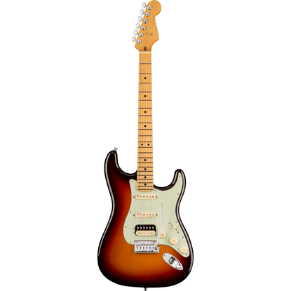 Fender American Ultra Stratocaster® HSS Maple Fingerboard Ultraburst