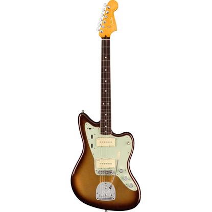 Fender American Ultra Jazzmaster® Rosewood Fingerboard Mocha Burst