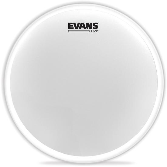 """Evans UV2 8"""" Coated Tom Batter Trumskinn"""