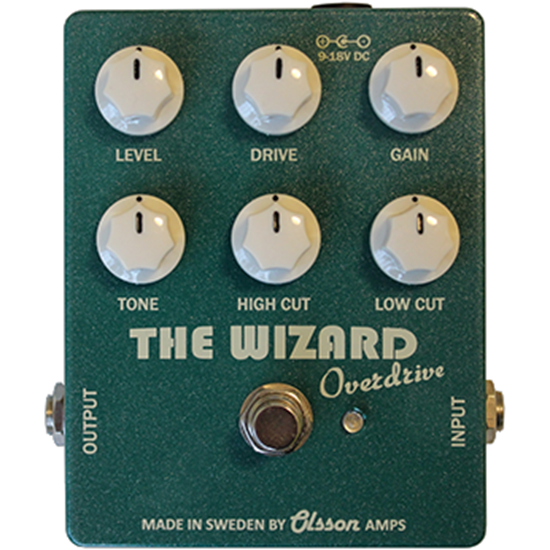 Olsson The Wizard Overdrive