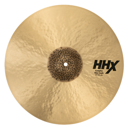 "Sabian 17"" HHX Complex Thin Crash"