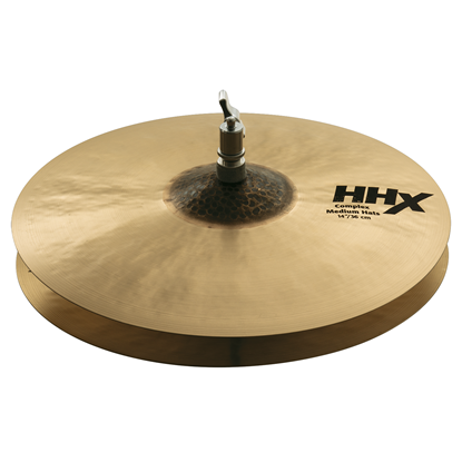 "Sabian 14"" HHX Complex Medium Hats"
