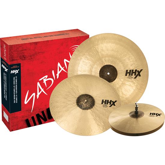 Sabian HHX Complex Performance Set
