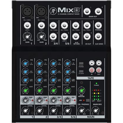 Mackie Mix8