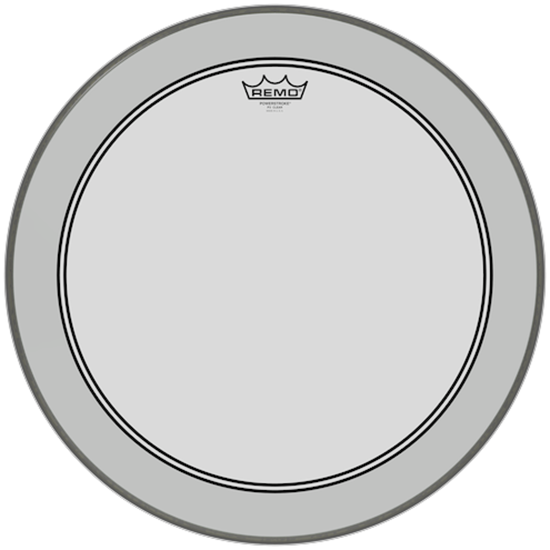 Remo Powerstroke® P3 Clear Bass 22""