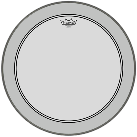 """Remo Powerstroke® P3 Clear Bass 20"""""""