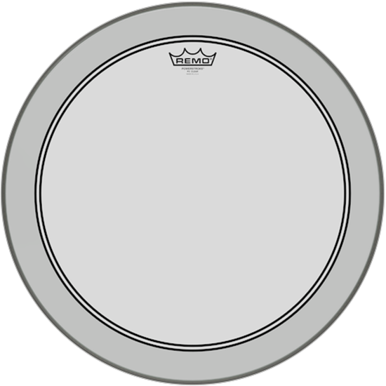 """Remo Powerstroke® P3 Clear Bass 18"""""""