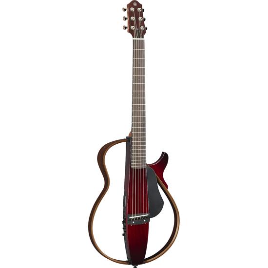 Yamaha SLG200S SILENT Guitar™ Crimson Red Burst